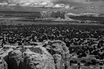 Acoma Indian Pueblo land, New Mexico